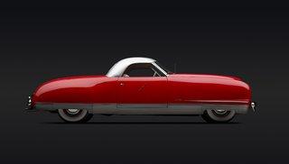 1941 Chrysler Thunderbolt, Courtesy of the RPW Collection, Denver, Coloro