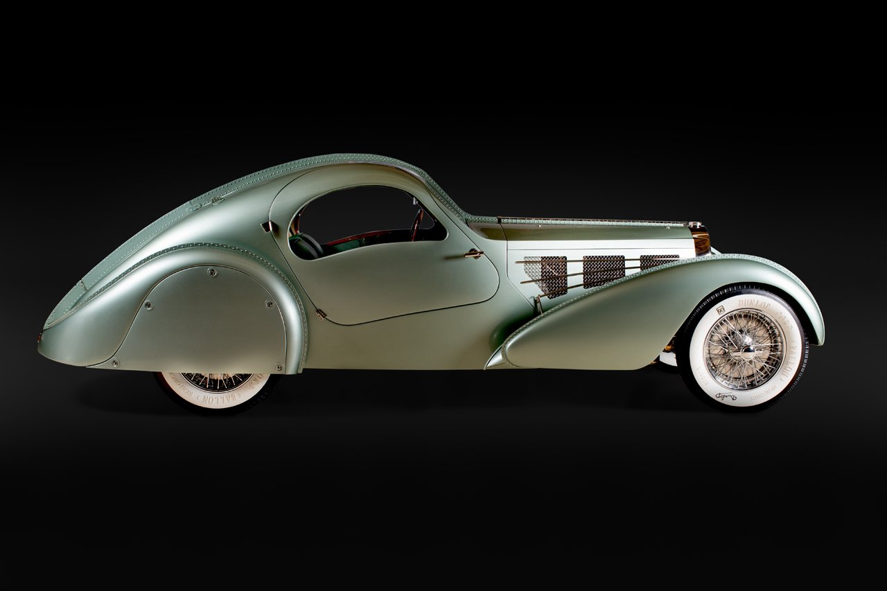 1935 Bugatti Aérolithe, Collection of Chris Ohrstrom  Photo 4 of 15 in Examining the Architecture of the Art Deco Automobile