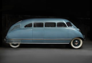 1936 Stout Scarab, Collection of Ron Schneider