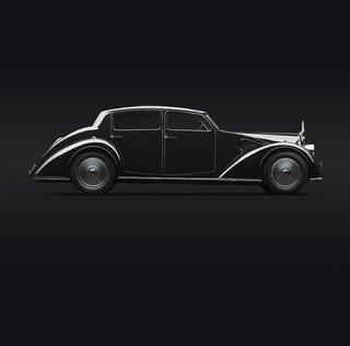 1936 Voisin C28 Clairière, Collection of Peter and Merle Mullin