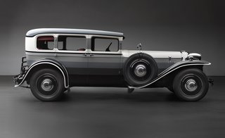 1930 Ruxton Model C Sedan, The Richard H. Driehaus Collection at Chicago Vintage Motor Carriage