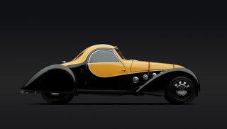 1936 Peugeot 402 Darl'mat Coupe, Jim Patterson/The Patterson Collection