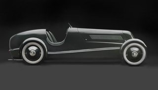 1934 Edsel Ford's Model 40 Speedster, Courtesy of the Edsel and Eleanor Ford House
