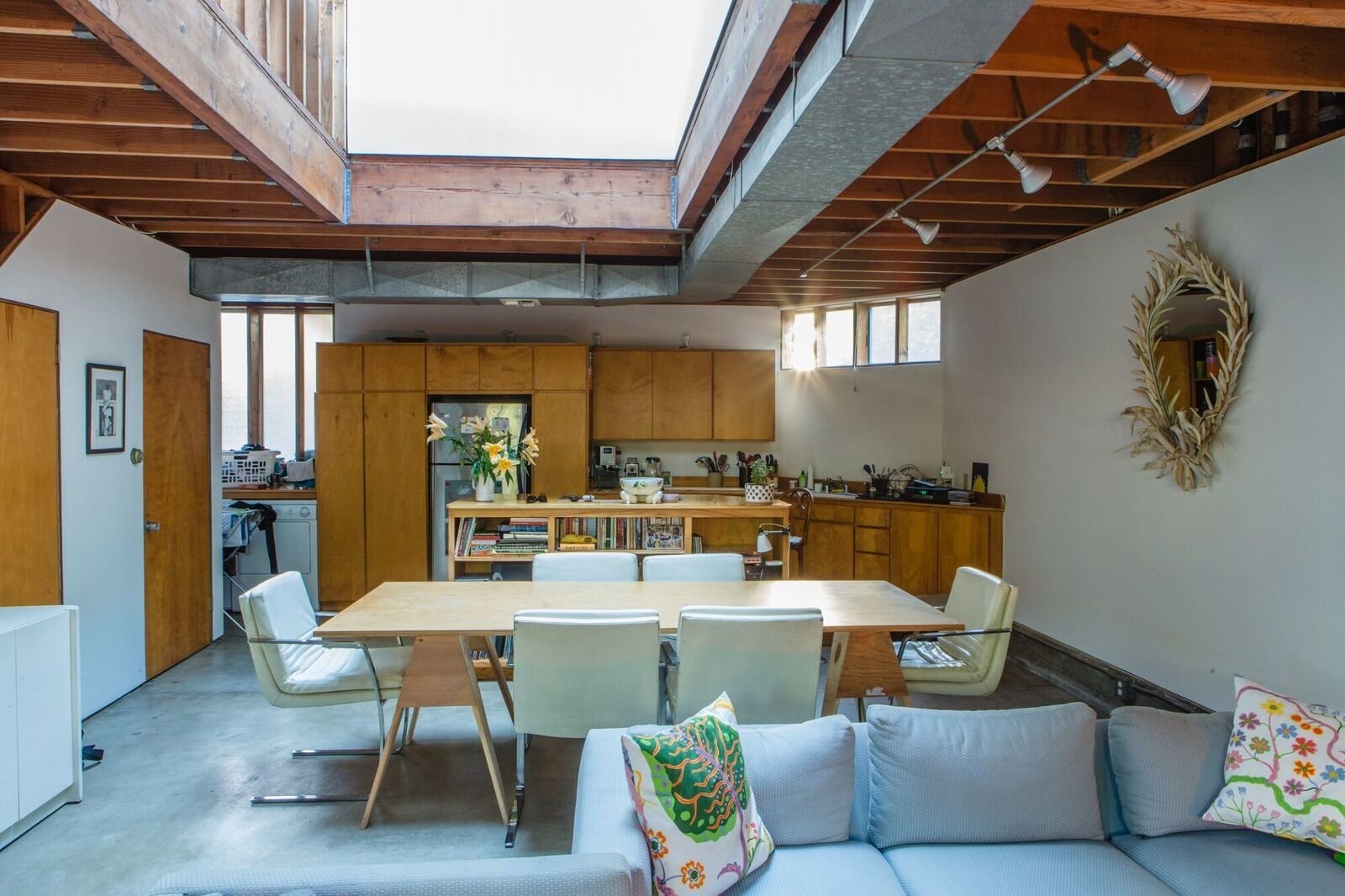Exceptional Photo 3 Of 12 In Peek Inside The Frank Gehry Rental Of An Emerging L.A.  Furniture Designer   Dwell