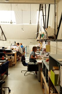 Meet the London Furniture Designers Working in a Reclaimed Railway Shed