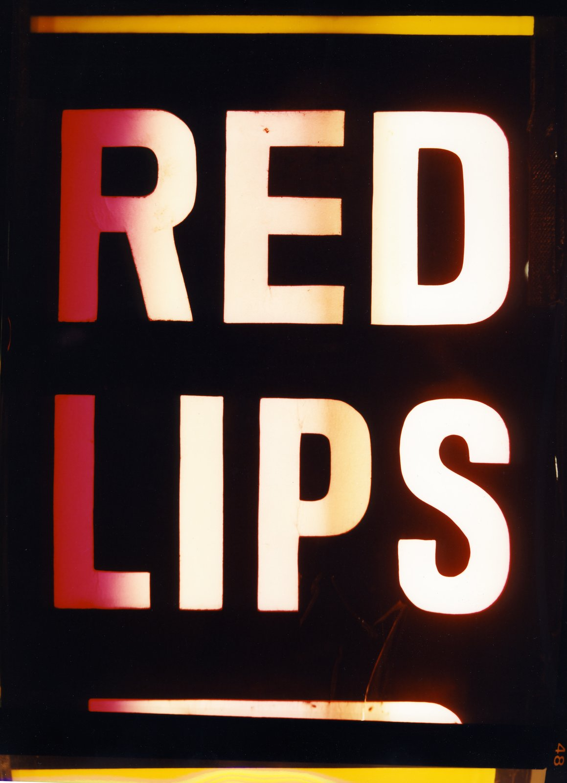 Richard Heeps, <i>Red Lips</i>, 2016  Photo 8 of 8 in Got $100? You Can Start an Art Collection. (Really.)