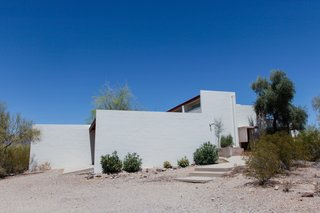 The View Point Residence by Arizona architect Judith Chafee.