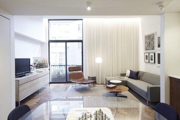 In Just 450 Square Feet A New York Architect Crafts A