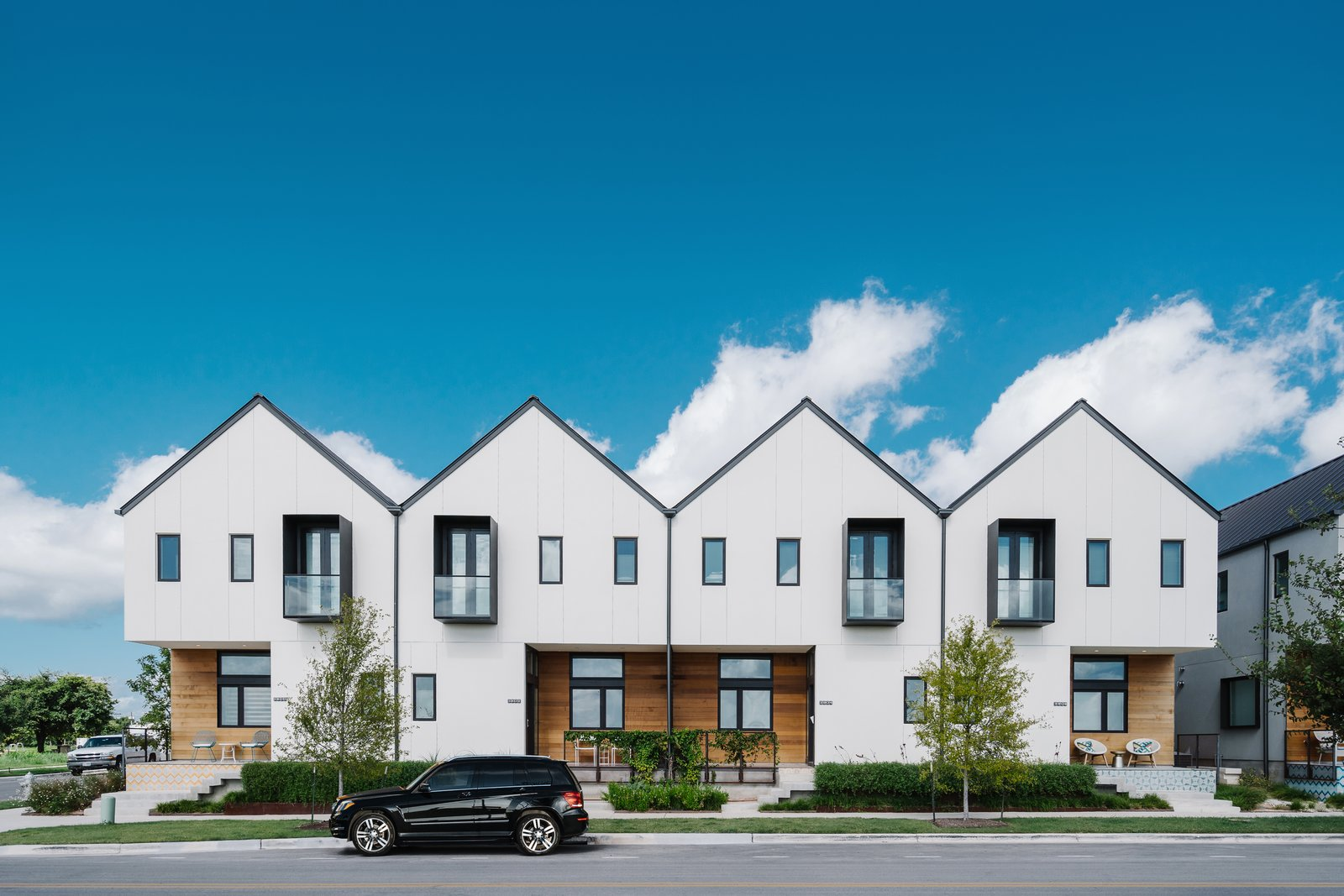 Photo 1 of 7 in Sustainability is the Centerpiece of This New Austin Development