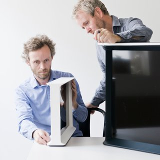 The Bouroullec Brothers Turn Back the Dial to When TVs Were Furniture