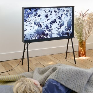 The Bouroullec Brothers Turn Back the Dial to When TVs Were Furniture - Photo 1 of 3 -