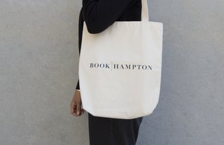 Pentagram Gives a Local Bookstore a Homespun New Identity - Photo 3 of 4 - New merchandise, like totes, is also part of the relaunch.