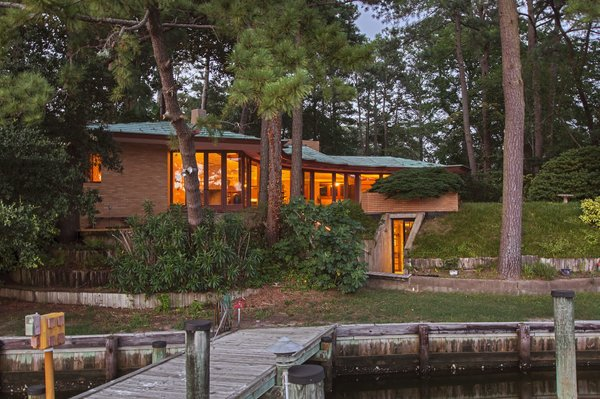 You Can Own One of Frank Lloyd Wright's Final Homes for $2.75 Million - Photo 6 of 6 -