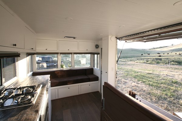 This Tiny Trailer Makes the World its Living Room - Photo 3 of 3 -