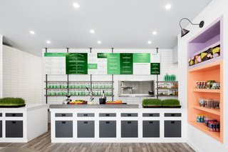 Find Fresh Foods in an Even Fresher Locale in Montreal