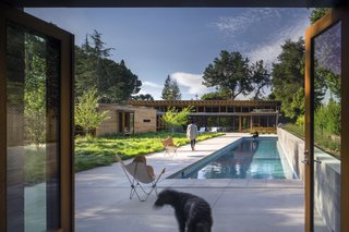 Channeling Midcentury Modern in Northern California