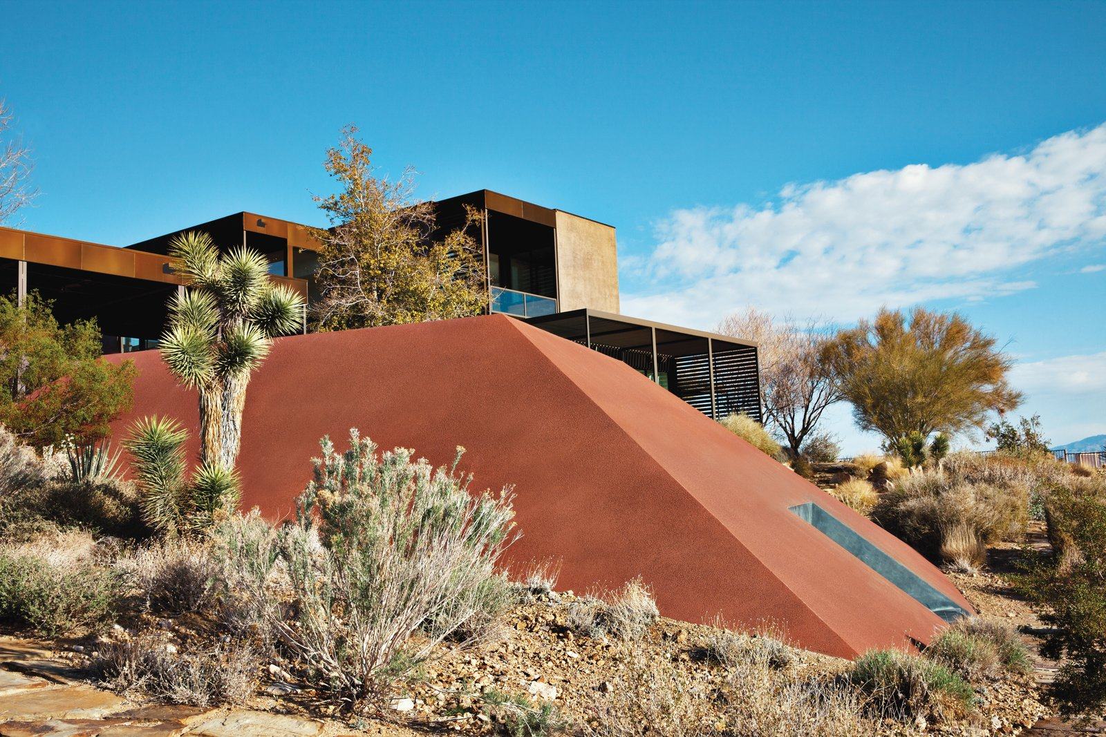 Photo 1 of 3 in House of the Week: This Prefab Hits the Jackpot in Las Vegas