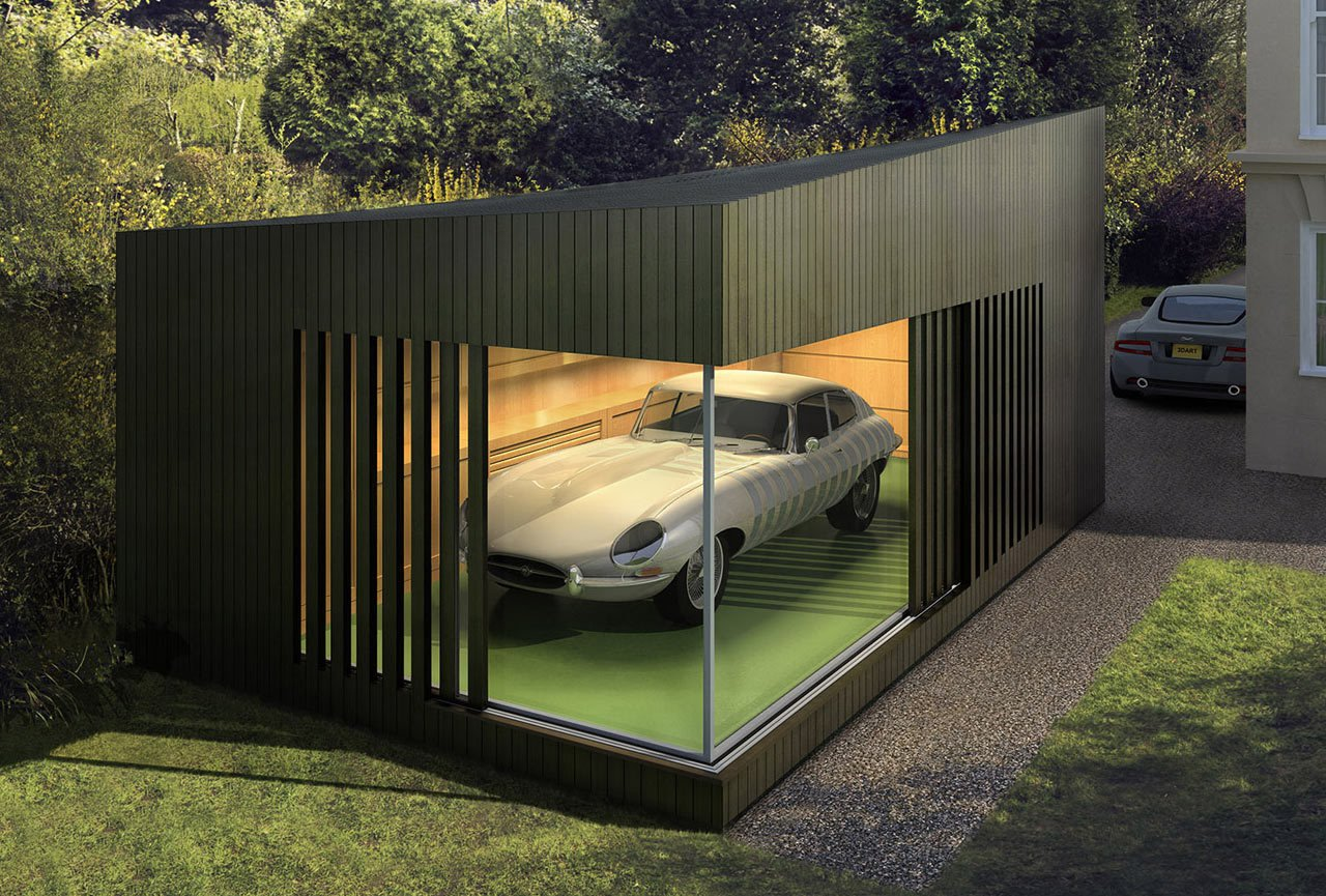 garage re-imagine