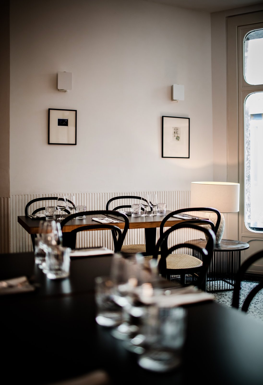 Le Pigalle's menu is served all day until late night and is available on both the ground floor or from room service. The menu focuses on simplicity and accessibility.  Photo 8 of 8 in Collaboration Reigns  Over This Parisian Neighborhood Hotel