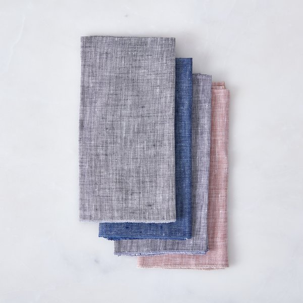Linen Chambray Napkins