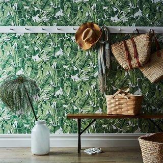 Self-Adhesive Wallpaper, Tropical Jungle