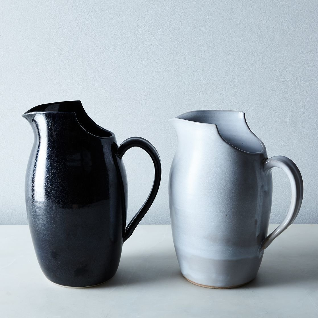 Photo 1 of 1 in Large Cut Rimmed Pitcher