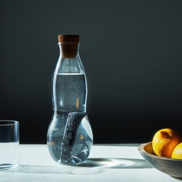 Glass Carafe with Charcoal Filter