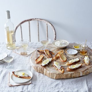 Fortessa Tableware Solutions Petrified Wood Serving Board