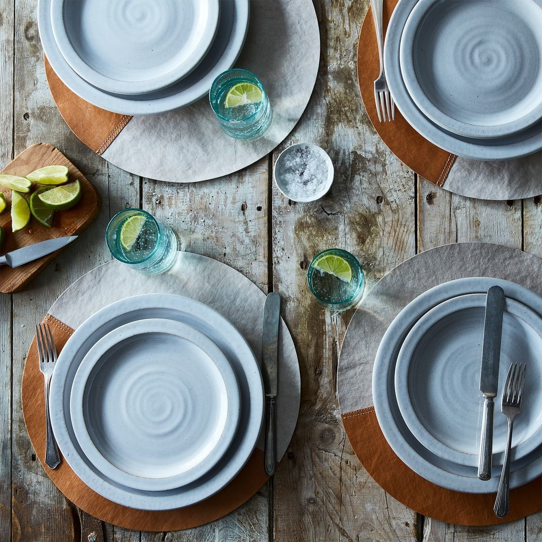 Round Placemats Set Of 4