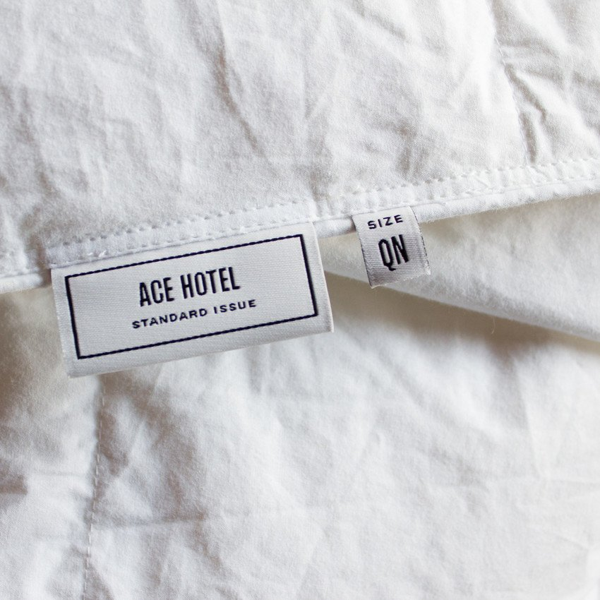 Photo 1 of 3 in Ace Hotel Bedding For Home
