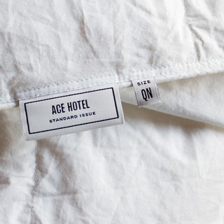 Ace Hotel Bedding For Home