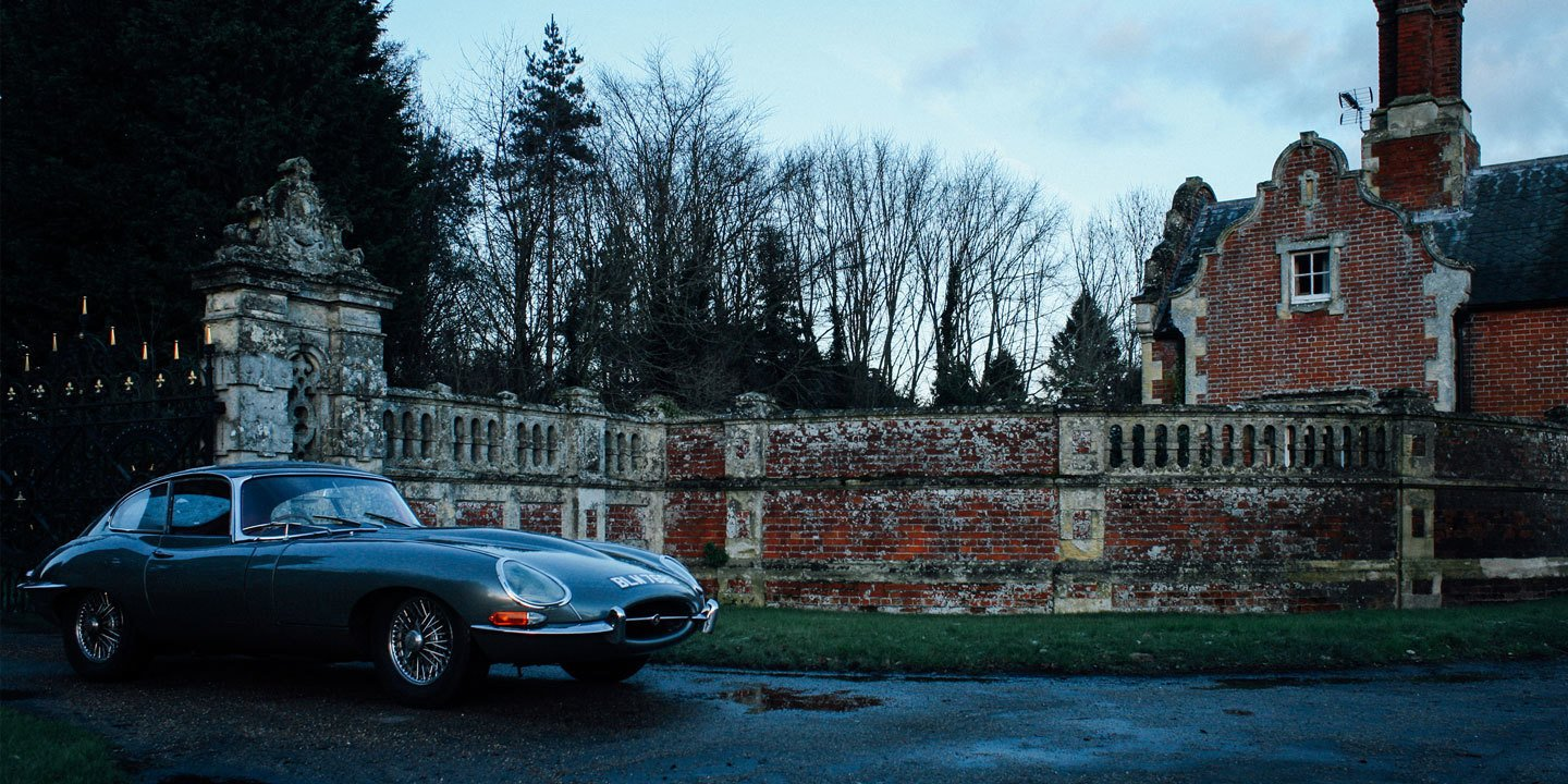 Photo 1 of 7 in I Drove 400 Miles In A Jaguar E-Type  And Lived To Tell The Tale
