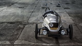 The Morgan EV3 Has Recharged My Faith In Motoring - Photo 1 of 6 -