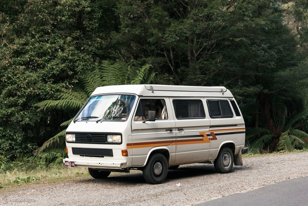 Photo 2 of 10 in The Best Way To Explore Tasmania Has To Be With A Volkswagon  Camper Van
