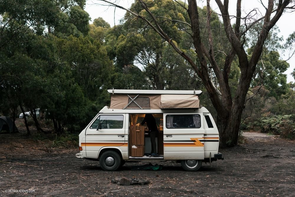 Photo 4 of 10 in The Best Way To Explore Tasmania Has To Be With A Volkswagon  Camper Van