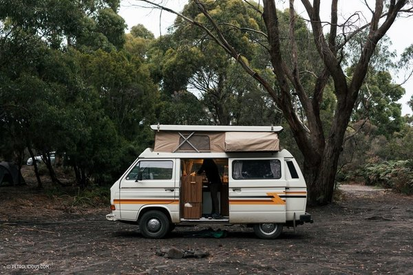 The Best Way To Explore Tasmania Has To Be With A Volkswagon  Camper Van - Photo 3 of 9 -