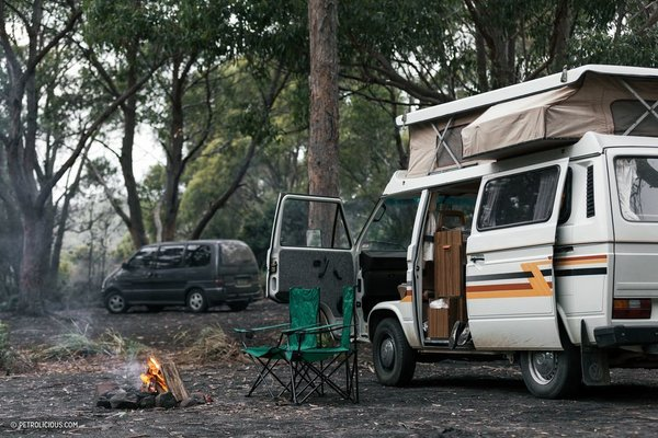 The Best Way To Explore Tasmania Has To Be With A Volkswagon  Camper Van - Photo 4 of 9 -