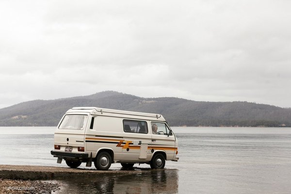 The Best Way To Explore Tasmania Has To Be With A Volkswagon  Camper Van - Photo 9 of 9 -