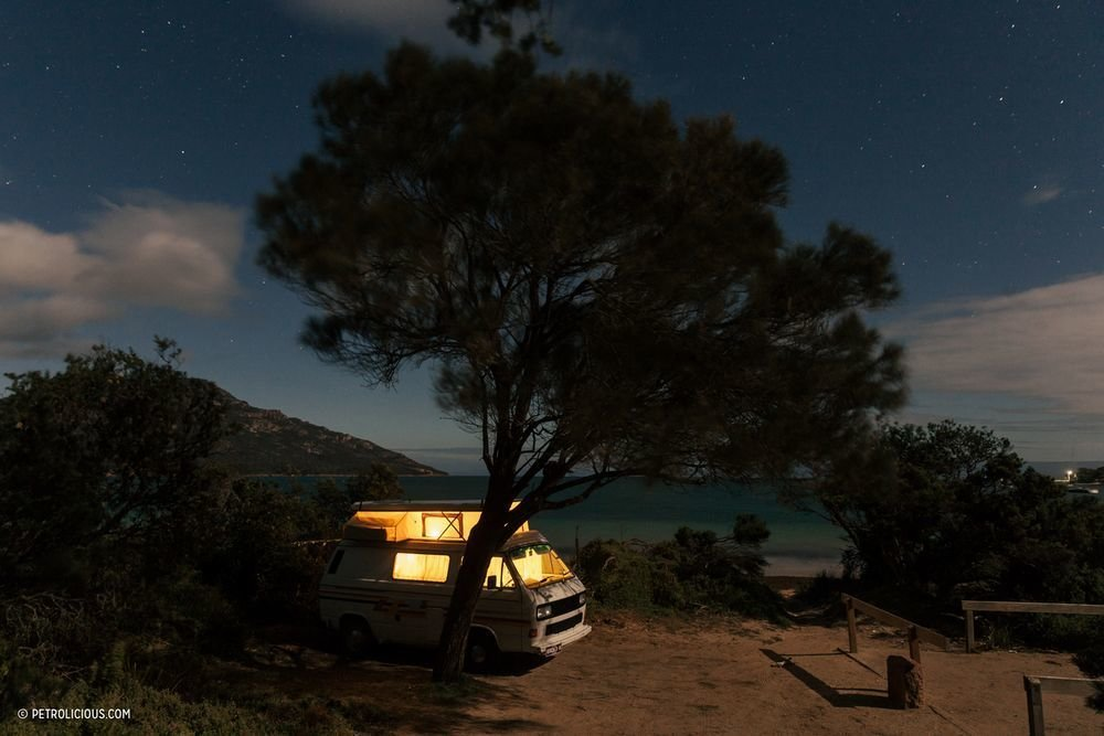 Photo 9 of 10 in The Best Way To Explore Tasmania Has To Be With A Volkswagon  Camper Van