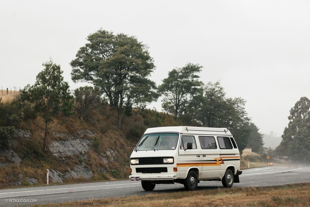 Photo 7 of 10 in The Best Way To Explore Tasmania Has To Be With A Volkswagon  Camper Van