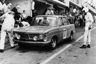 In A Single Lap, The Neue Klasse Launched BMW's Racing Success - Photo 2 of 8 -