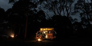 The Best Way To Explore Tasmania Has To Be With A Volkswagon  Camper Van