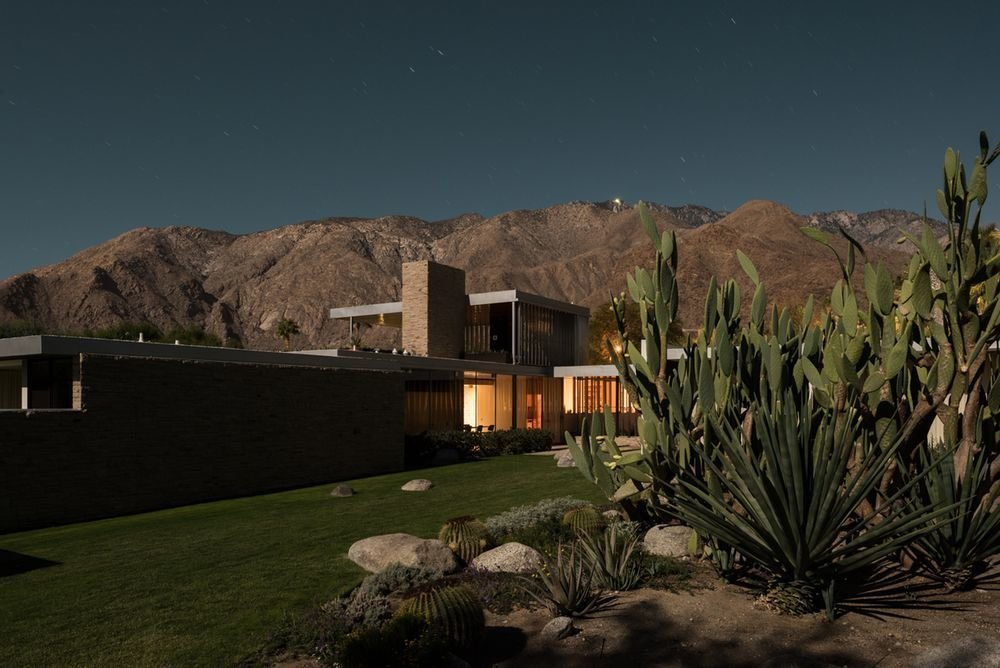 Photo 4 of 16 in Here's Palm Springs In All Its Nighttime Glory
