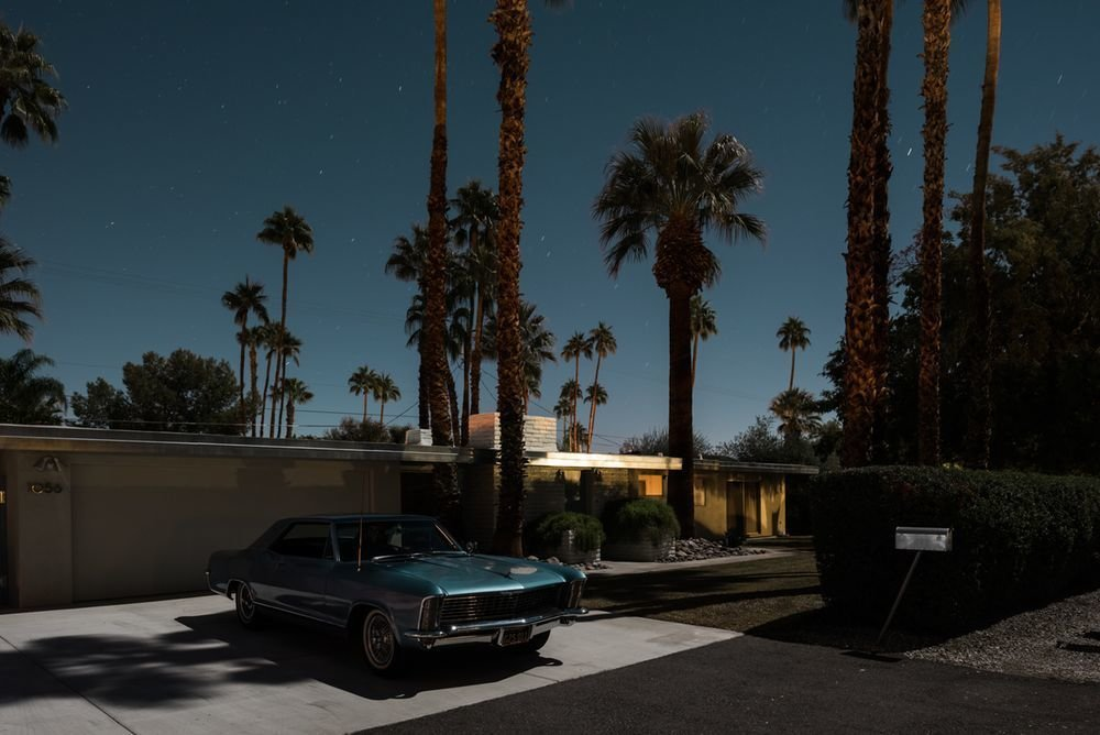 Photo 5 of 16 in Here's Palm Springs In All Its Nighttime Glory
