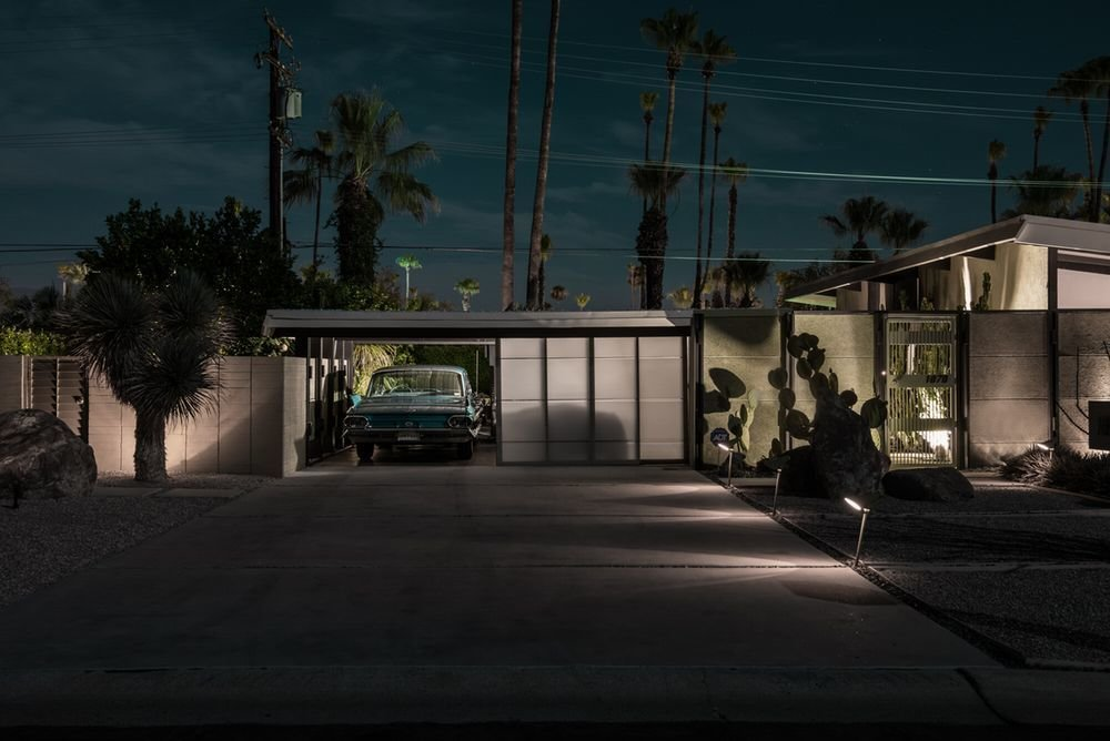 Photo 8 of 16 in Here's Palm Springs In All Its Nighttime Glory