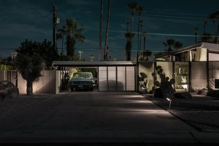 Here's Palm Springs In All Its Nighttime Glory - Photo 7 of 15 -