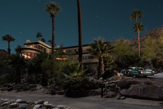 Here's Palm Springs In All Its Nighttime Glory - Photo 10 of 15 -