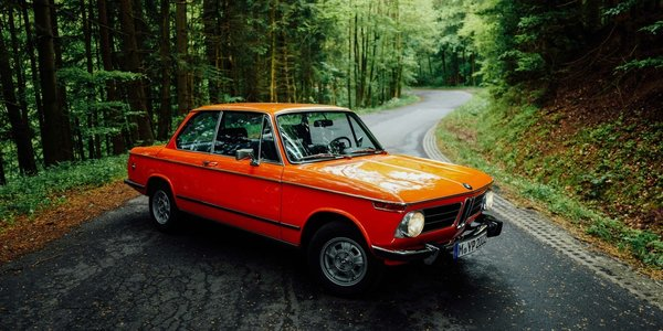 Photo 1 of 8 in This Is What It's Like To Drive The BMW 2002 Tii