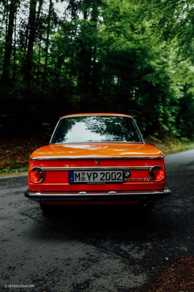 Photo 3 of 8 in This Is What It's Like To Drive The BMW 2002 Tii