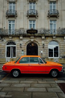 This Is What It's Like To Drive The BMW 2002 Tii - Photo 7 of 7 -